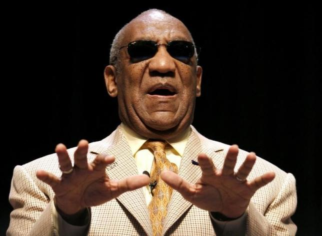 Actor, comedian and author Bill Cosby speaks at the Children's Defense Fund's National Summit at Howard University in Washington September 25, 2007.  REUTERS/Kevin Lamarque