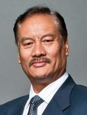 General Secretary of RPP-Nepal Chandra Bahadur Gurung