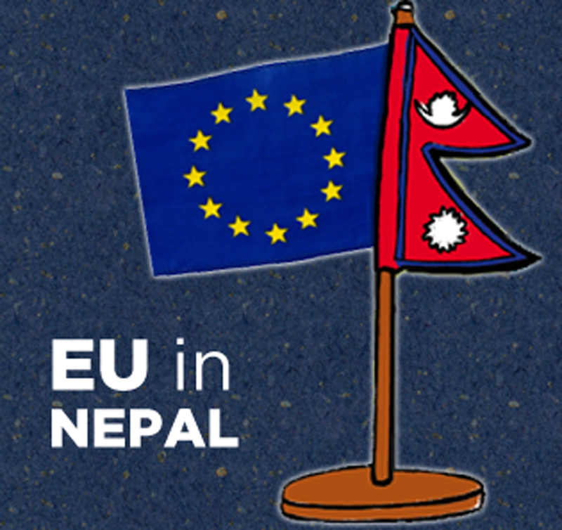 Courtesy: European Union in Nepal's Facebook page