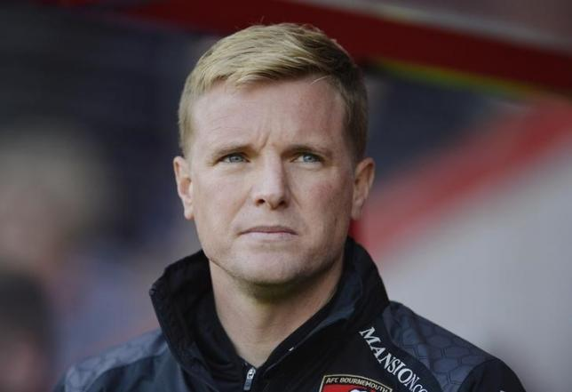 Bournemouth manager Eddie Howe. Action Images