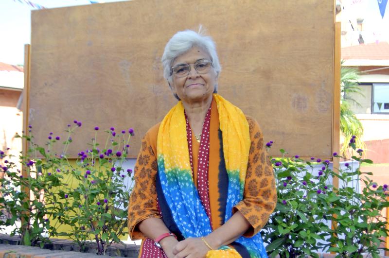 Kamla Bhasin. Photo: THT