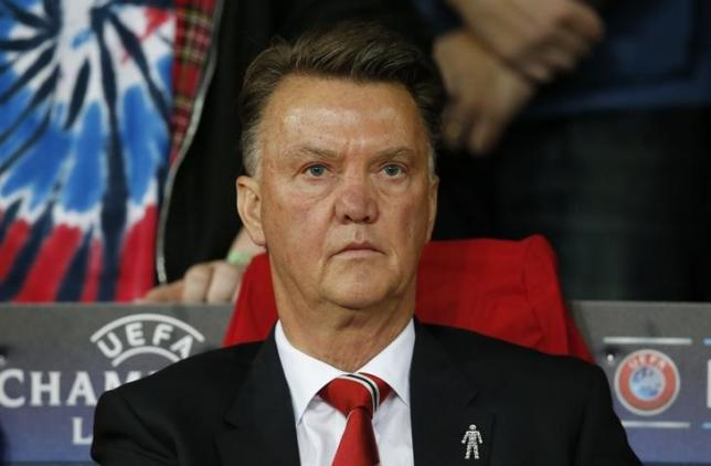 Football - Manchester United v VfL Wolfsburg - UEFA Champions League Group Stage - Group B - Old Trafford, Manchester, England - 30/9/15nManchester United manager Louis van GaalnReuters / Andrew YatesnLivepic