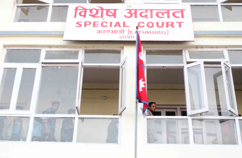 Special Court. Photo:Udipt Singh Chhetry/ THT