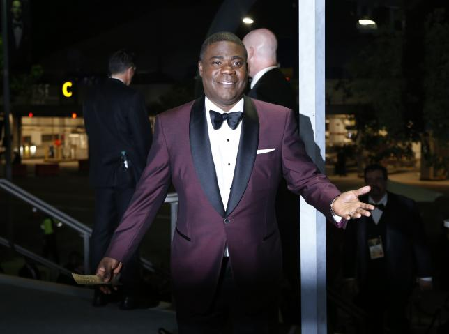 Actor Tracy Morgan attends the 67th Annual Primetime Emmy Awards Governors Ball in Los Angeles, California September 20, 2015.  REUTERS/Mario Anzuoni