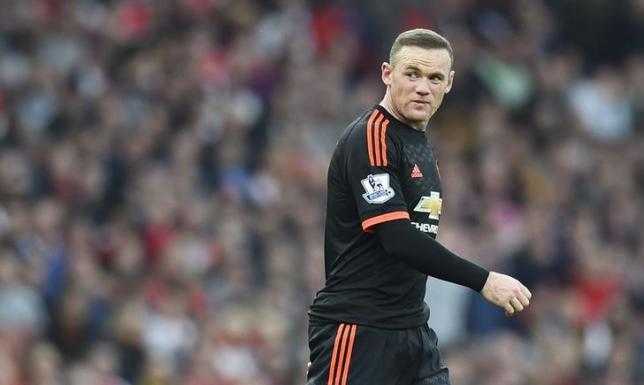 Manchester United's Wayne Rooney looks dejected at the end of the matchnReuters / Dylan MartineznLivepic