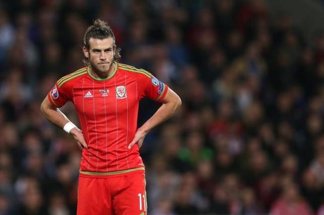 Wales' Gareth Bale.nAction Images via Reuters / Matthew Childs