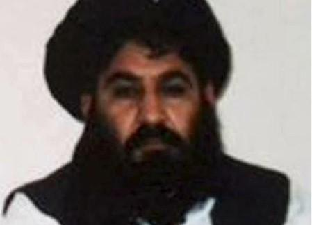 Mullah Akhtar Mohammad Mansour, Taliban militants' new leader, is seen in this undated handout photograph by the Taliban.  REUTERS/Taliban Handout