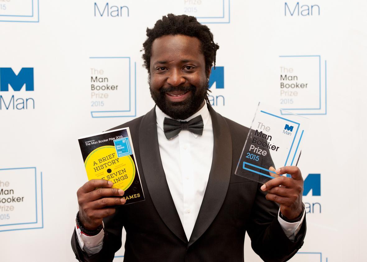 Marlon James. Photo: slate.com