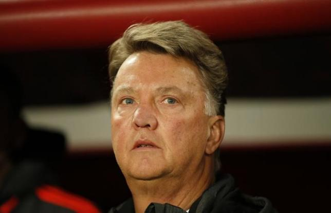 Manchester United manager Louis van GaalnAction Images via Reuters / Andrew BoyersnLivepic