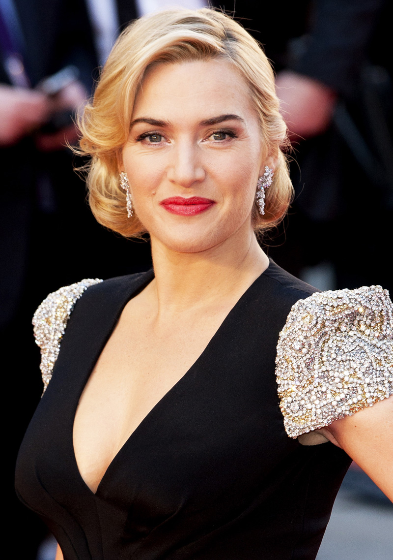 Kate Winslet Attends The World Premiere Of The 'Titanic 3D' At The Royal Albert Hall. London. (Photo by John Phillips/UK Press via Getty Images)