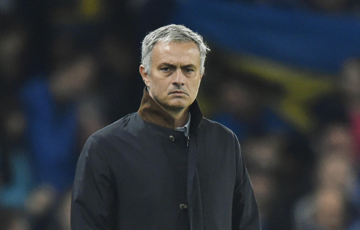 Chelsea manager Jose Mourinho. Photo: Reuters