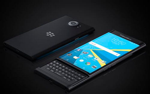 Blackberry Priv. The company isnu2019t giving up on BlackBerry 10, but it has released its first Android phone to lure those who want the wide array of apps available on Android, but not Blackberry. Photo: AP