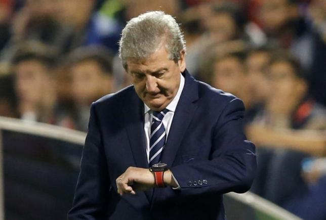 England manager Roy HodgsonnAction Images via Reuters / Carl RecinenLivepic