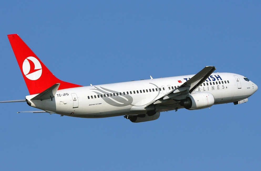 A Turkish Airlines plane. Courtesy: Turkish Airlines