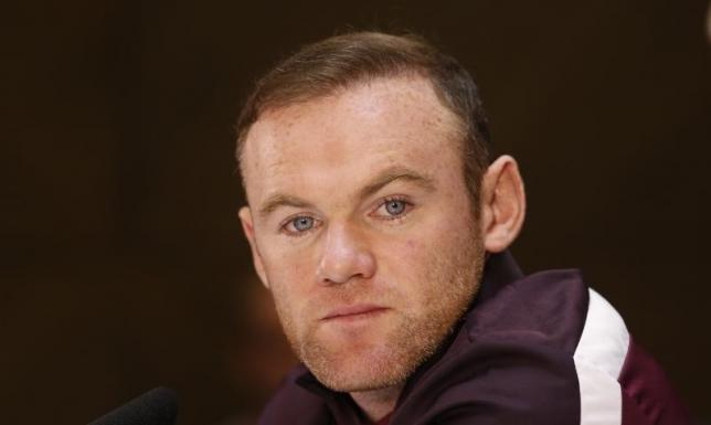 England's Wayne Rooney during the press conference. Action Images via Reuters / Carl Recine