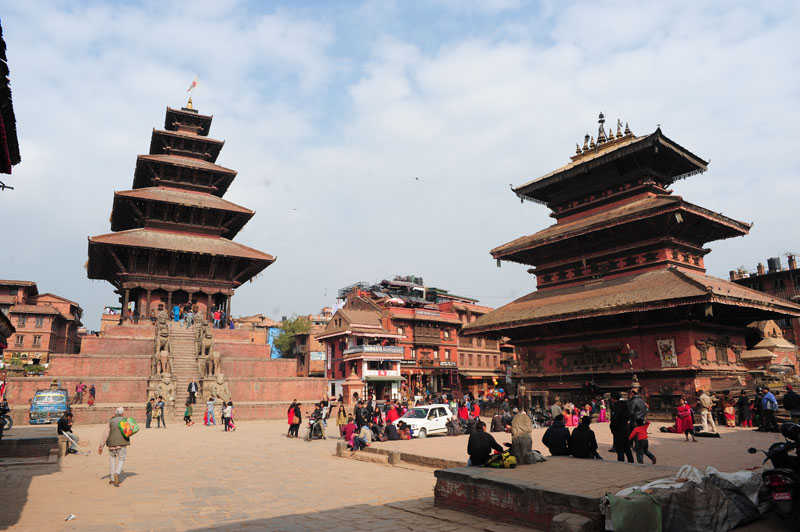 Bhaktapur Durbar Square. Photo: THT/File