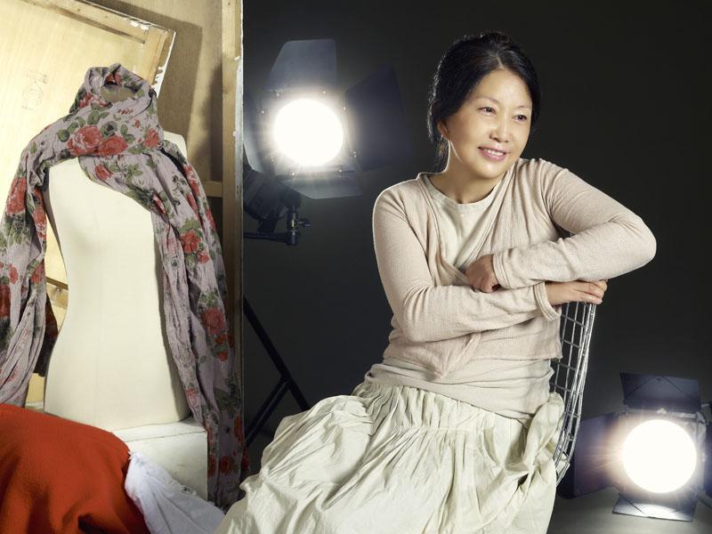 Leading Fashion Designer Hong nMihwa