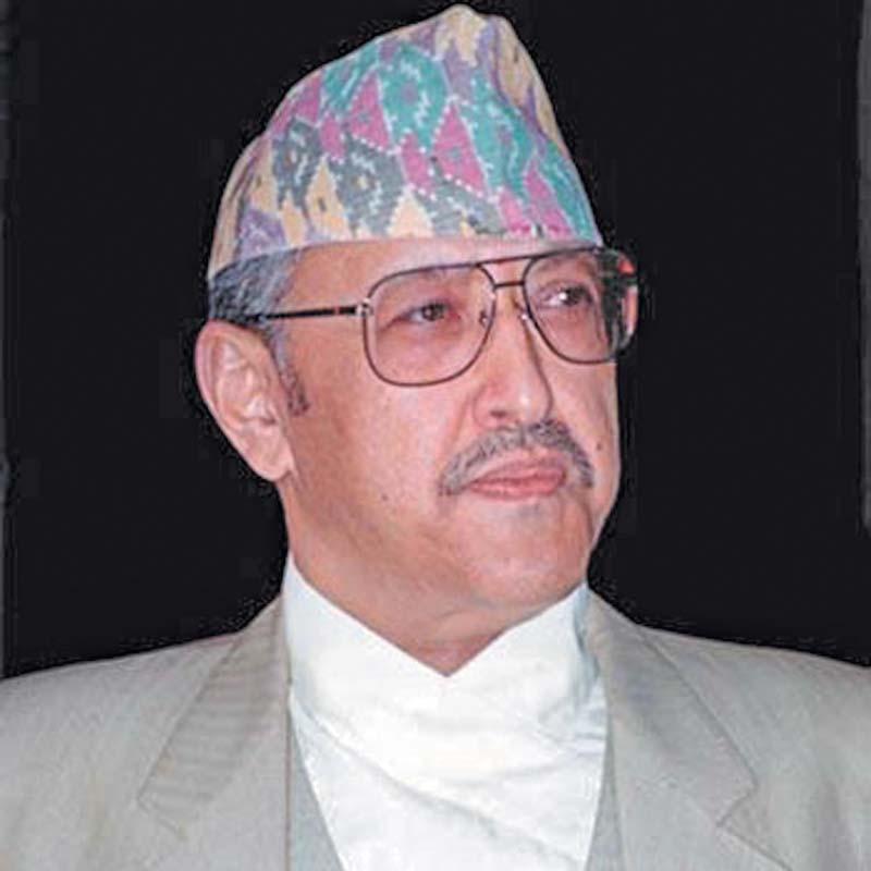 Late King Birendra Bir Bikram Shah. Photo: THT/ File