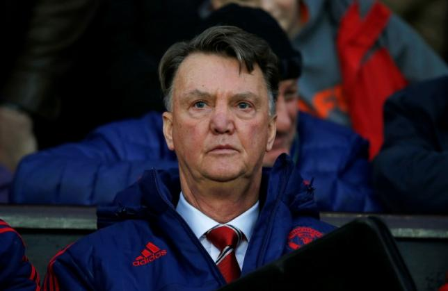 Football Soccer - Manchester United v West Ham United - Barclays Premier League - Old Trafford - 5/12/15nManchester United manager Louis van GaalnReuters / Andrew YatesnLivepic