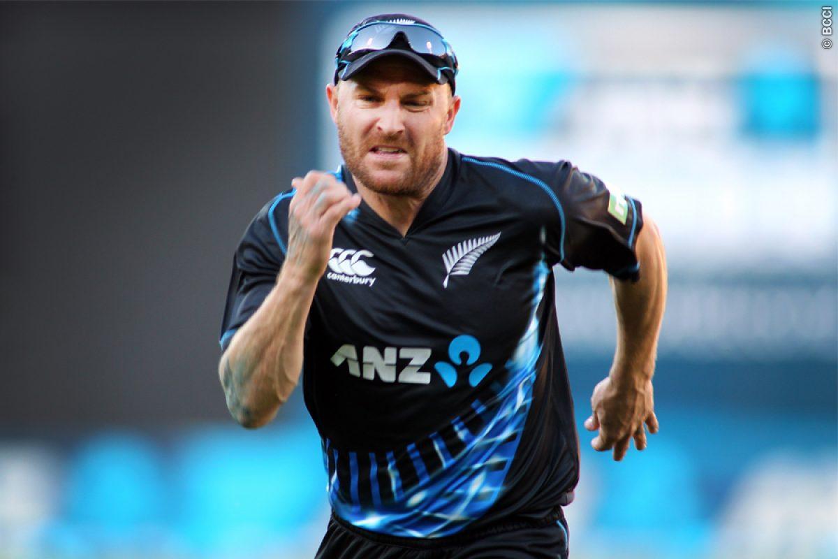 New Zealand captain Brendon McCullum. Photo: Reuters