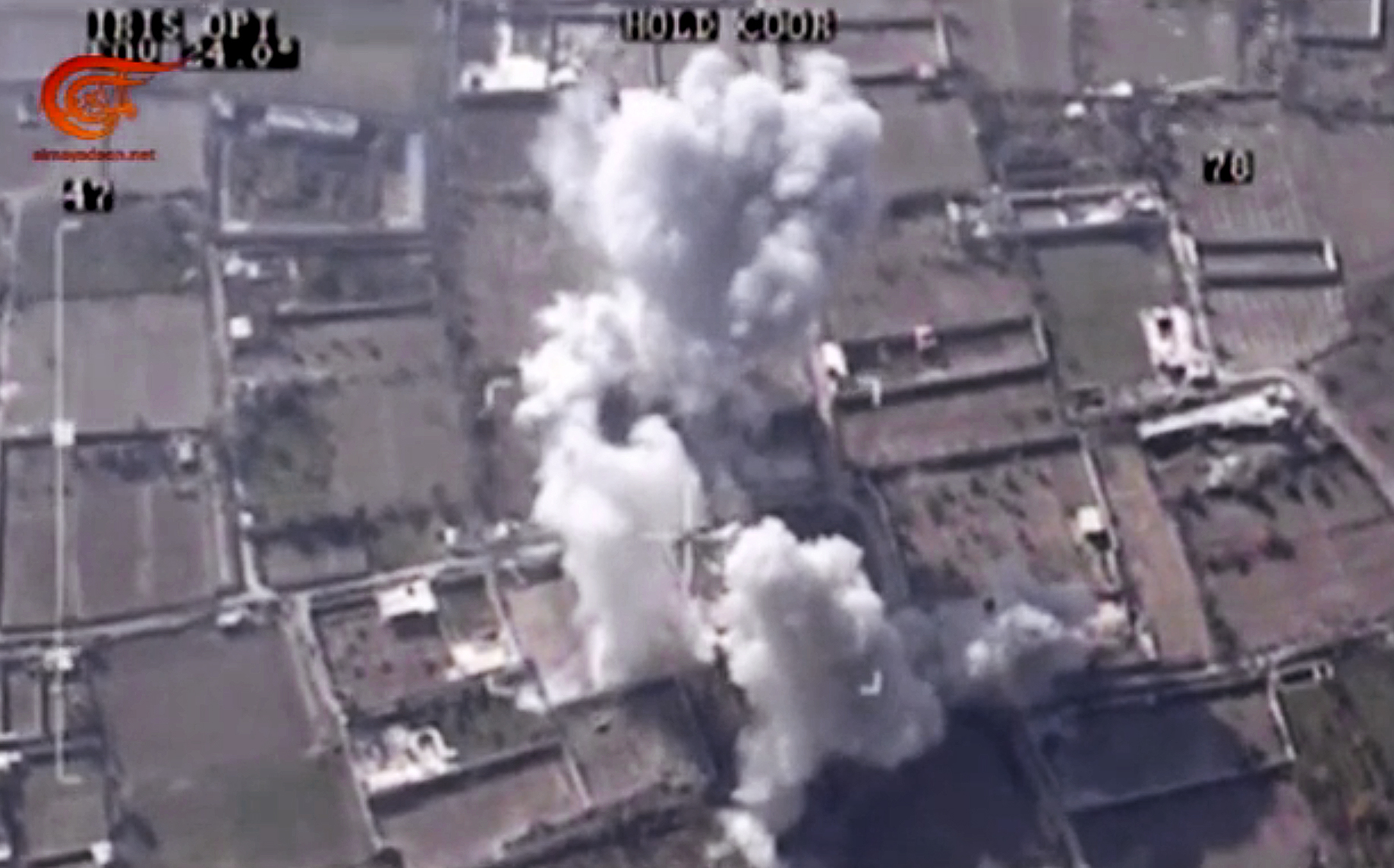 This image made from video made available on Saturday, December 26, 2015, Photo: AP