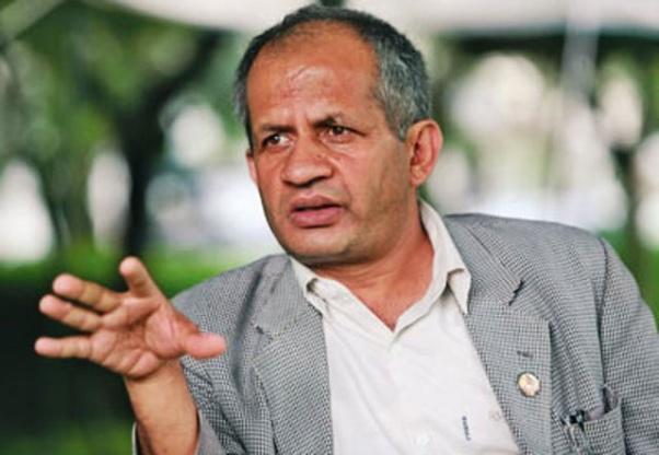 CPN-UML Secretary Pradip Gyawali in this undated file photo.