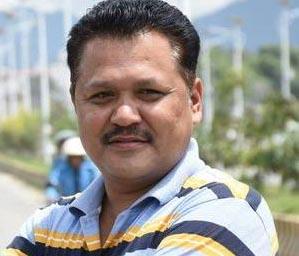 RPP-N leader Mohan Shrestha. Photo: https://twitter.com/mohanrppn1