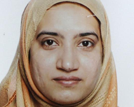 Tashfeen Malik is pictured in this undated handout photo provided by the FBI, December 4, 2015. REUTERS/FBI/Handout via Reuters