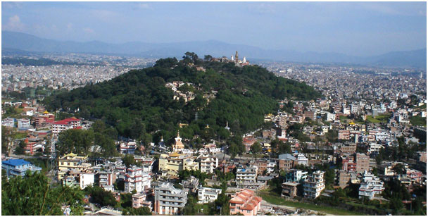 Kathmandu valley. Photo: THT