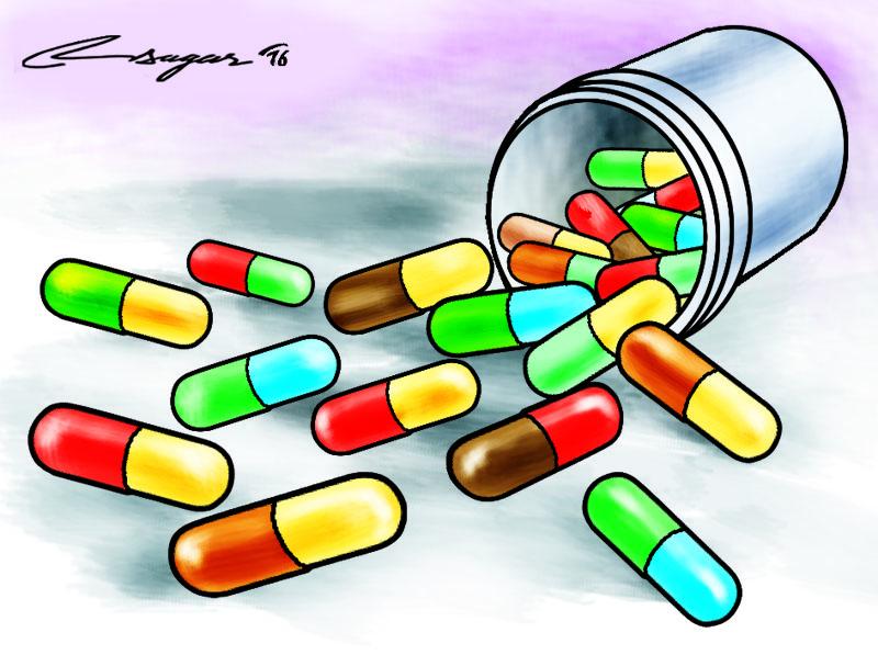 Antibiotics. Image: Ratna Sagar/THT