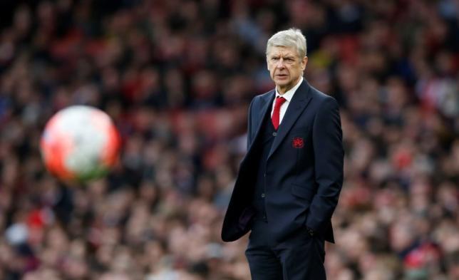 Arsenal manager Arsene WengernAction Images via Reuters / John Sibley