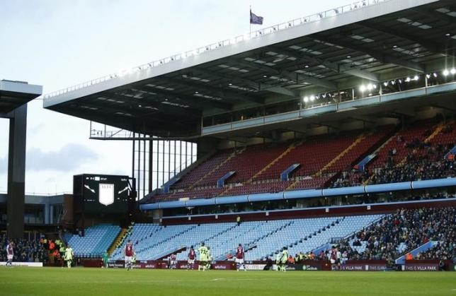 Football - Aston Villa v Manchester City - FA Cup Fourth Round - Villa Park - 30/1/16nEmpty seats during the gamenAction Images via Reuters / Andrew BoyersnLivepic
