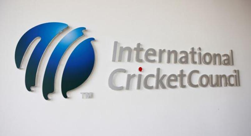 Logo of International Cricket Council. Photo: Reuters