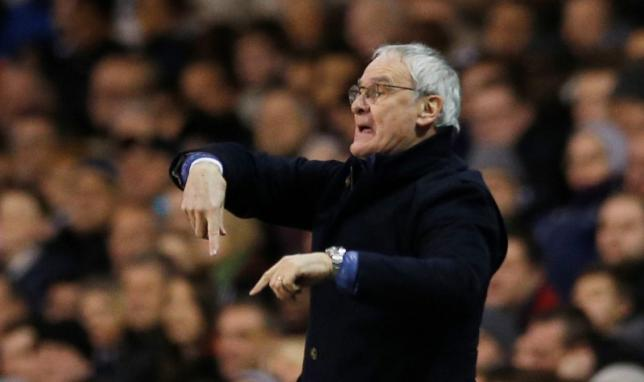 Leicester manager Claudio Ranieri. Photo: Reuters
