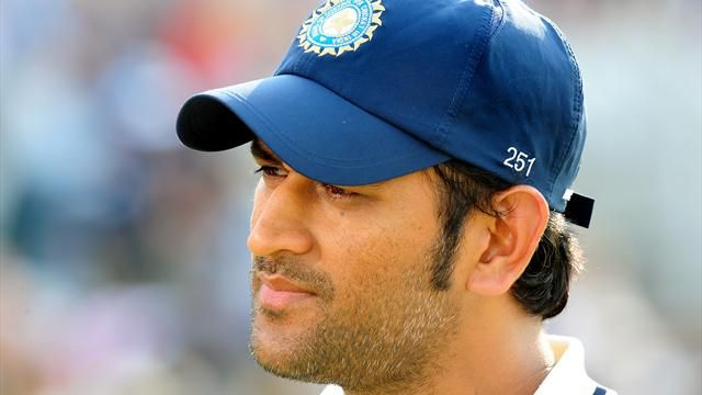 India Cricket team captain Mahendra Singh Dhoni in this undated file photo. Photo: Reuters