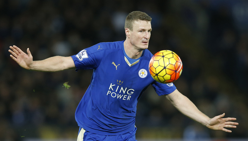 eicester City's Robert Huth in action against Leicester City at King Power Stadium on Wednesday, January 13, 2016. Photo: Reuters