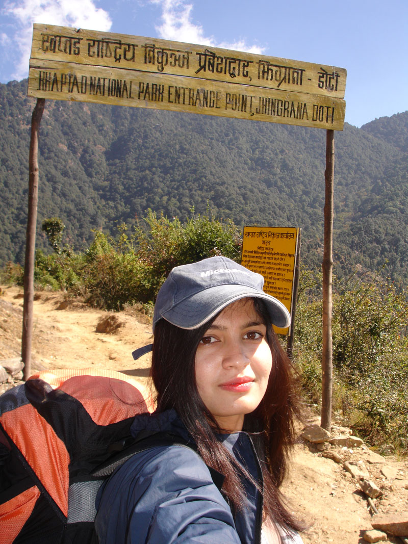 The author is the first solo traveller and winner of u0093Why I travel?u0094 challenge.You can write to her at sherpashah@gmail.com to inquire about solo women travel grants in 2016.