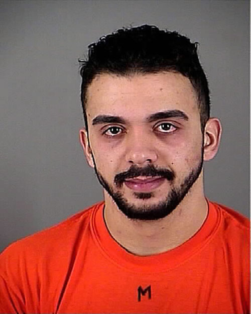 Samy Mohamed Hamzeh is seen in an undated photo. provided by the Waukesha County (Wis.) Sheriffu2019s Department.  Photo: Waukesha County (Wis.) Sheriffu2019s Department via AP