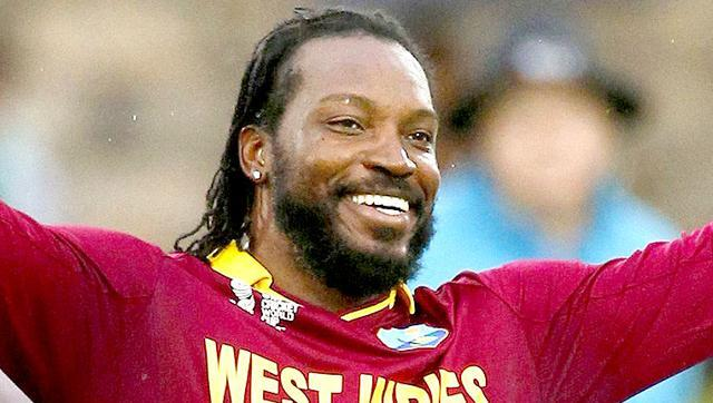 West Indies opening batsman Chris Gayle in this undated file photo. Photo: Reuters