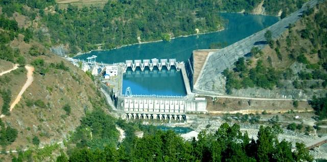 Kali Gandaki dam. Photo: NEA