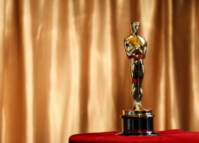 An Oscar statuette in a file photo.   Photo: Reuters