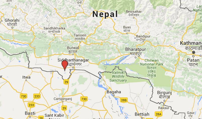 Sipawa of Rupandehi. Source: Google Maps