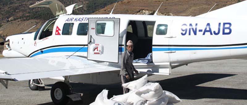 Air Kasthamandap 9N- AJB. Photo: Air Kasthamandap/File