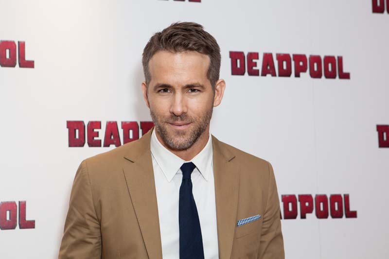 Actor Ryan Reynolds poses for photographers upon arrival at a fan screening of the film 'Deadpool', in central London, on October 28, 2016. Photo: AP/ File