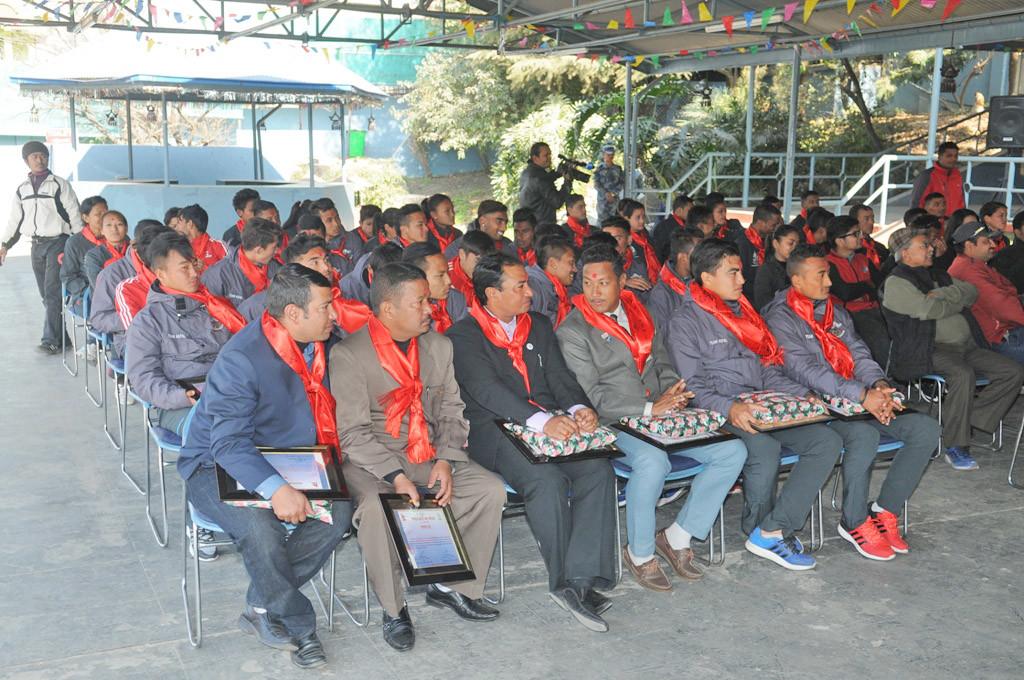 Nepal national football team players
