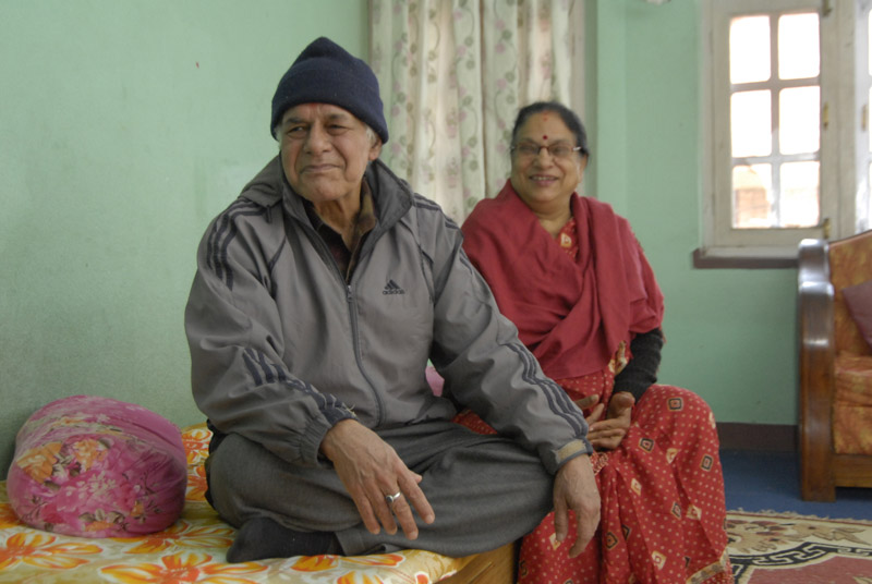 Om Mani Sharma, and Bhawani Devi Sharma