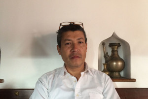 Rohit Ranjitkar is the Country Director of Kathmandu Valley Preservation Trust.