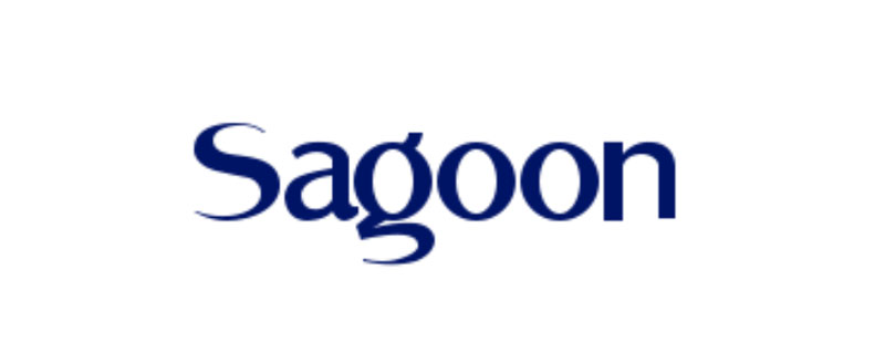 Logo of Sagoon Inc., a social commerce platform based in Washington DC. Image: Sagoon Inc.