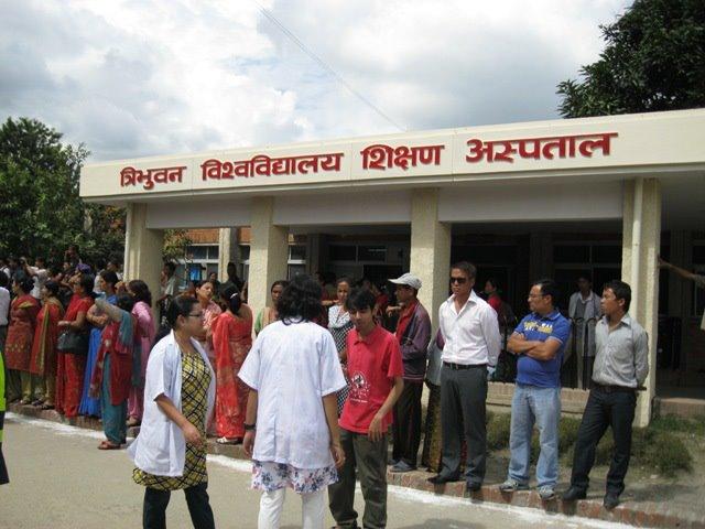 Tribhuvan University Teaching Hospital