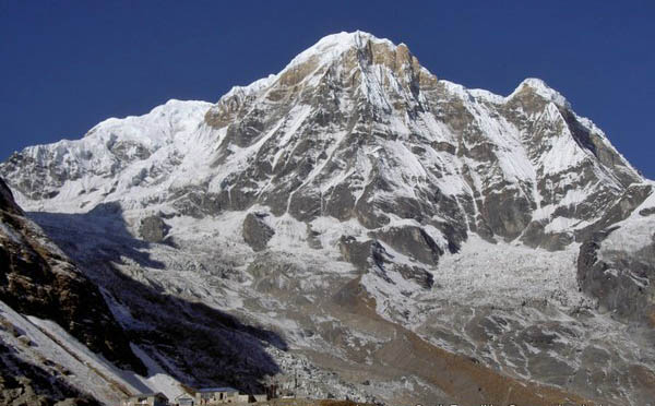 Mount Annapurna South base camp. Photo Courtesy: Kumar Karki/Cultural Treks